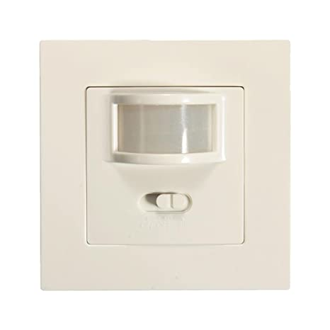 Humanos Infrared Sensor Switch – TOOGOO (R) Sensor de ocupación pir movimiento interruptor de