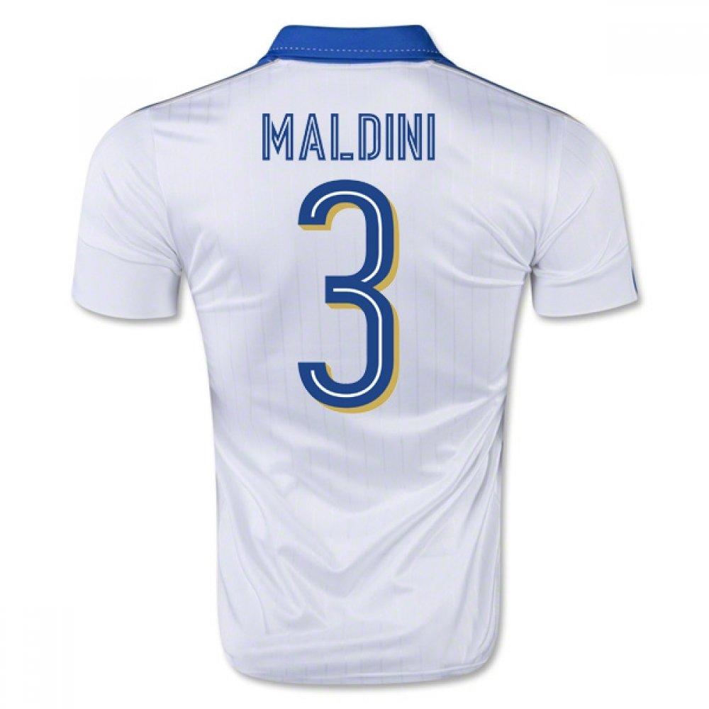 Puma FIGC Italia Away Replica Maglietta