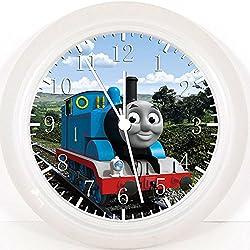New Thomas train Wall Clock 10 Will Be Nice Gift and Room Wall Decor E140
