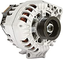 DB Electrical AVA0007 New Alternator For 3.4L 3.4 Chevy Venture, Pontiac Montana 02 03 04 05 2002 2003 2004 2005 Oldsmobile Silhouette 02 03 04 2002 2003 2004 334-1467 10317648 10440636 1-2420-01VA