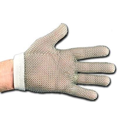 Image of Dexter Outdoors Stainless Steel Mesh Gloves, Medium