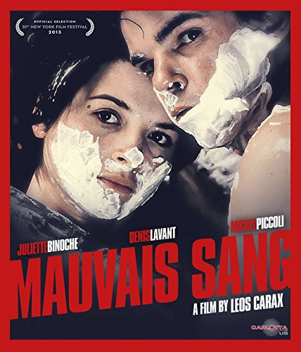 Mauvais Sang: Special Edition including Mr. X [Blu-ray]