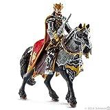 Schleich Dragon Knight King on Horse