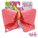 Best UNIQUE Friend Softball Bows - JoJo Siwa Signature Collection Hair Bow with Rhinestones Review