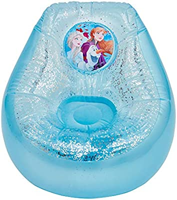 Disney Frozen 289FZO Silla Inflable con Purpurina para niños ...