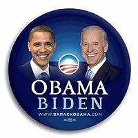 Botón de la campaña oficial de Obama /Biden /Pin