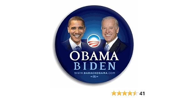 Original 2012 President Barack Obama 2.25 Inch Campaign Button Joe Biden