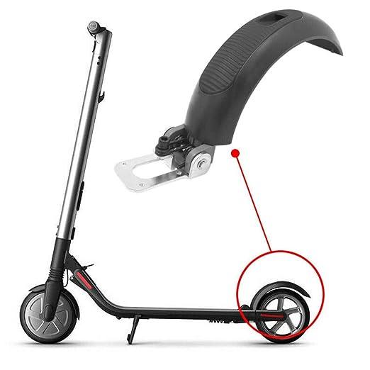 GCDN Scooter Mudapron Freno Montaje para Ninebot para Segway ES1 ES2 ES3 ES4 Scooter, Resistente Al Desgaste Scooter Actualización Piezas, Scooter ...