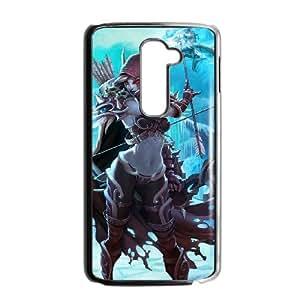 Dota 2 LG G2 Cell Phone Case Black TPU Phone Case SY_760690