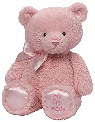 Gund Baby Gund My 1st Teddy Plush Toy, 15""
