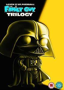 Family Guy Star Wars Trilogy - Laugh It Up Fuzzball (3 Dvd) [Edizione: Regno Unito] [Reino Unido]