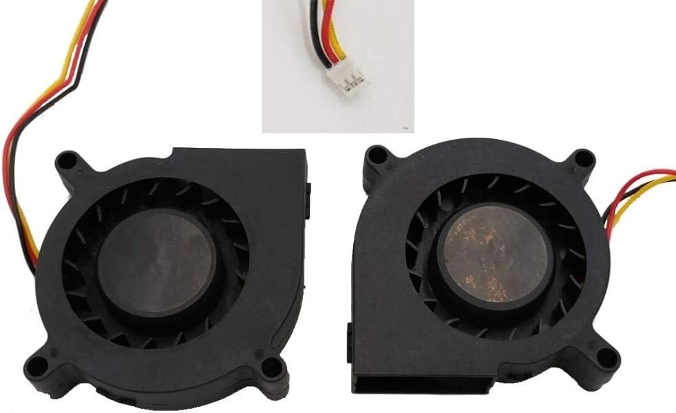 2pcs DC Centrifugal Cooler Fan 60mm 12V 1.05W 60x60x15mm 6cm 6015 For Computer for MF60151V2-C010-G99 fan