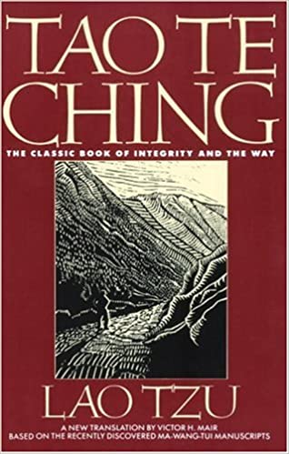 tao te ching free ebook