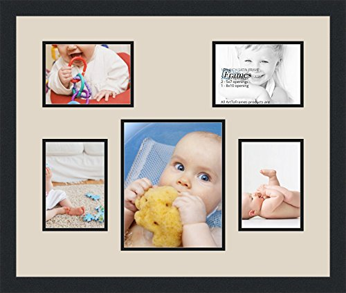 Art to Frames Double-Multimat-770-844/89-FRBW26079 Collag...