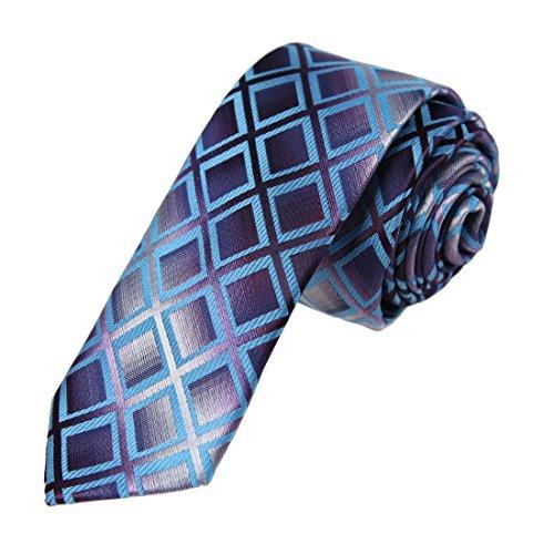 blue and purple mens ties - 6