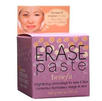 Amazon.com : Benefit Cosmetics erase paste concealer - Fair 01 by ...