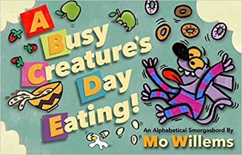 Image result for busy creature's day eating amazon