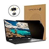 Celicious Privacy Plus 4-Way Anti-Spy Filter Screen Protector Film Compatible with Dell XPS 13 9365 (Touch)