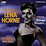 The Fabulous Lena Horne (1922-1946) [IMPORT]