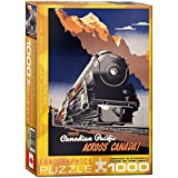 Eurographics CP Rail Travel CPR 1000-Piece Puzzle