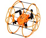 Helic Max Sky Walker 1336 2.4G 4CH RC Quadcopter 3D Stunt Drone with Climbing Wall Function