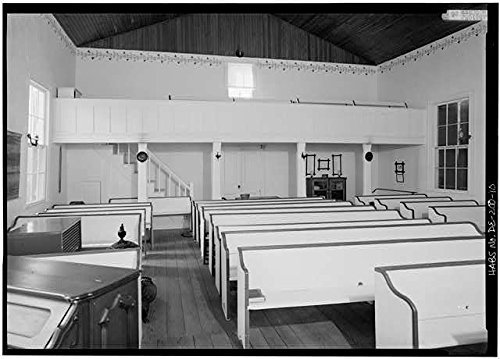 Photo  Blackwater Presbyterian Church State Road 54 Clarksville Sussex County De 13