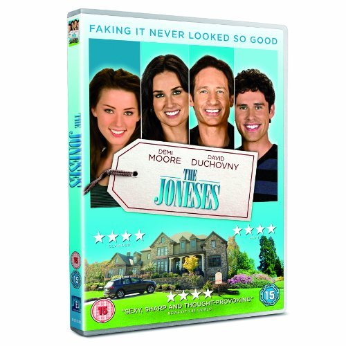 The Joneses [DVD] by David Duchovny B01I06TLCS