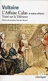 Affaire Calas Et Autres (Folio (Gallimard)) (French Edition) 0th Edition