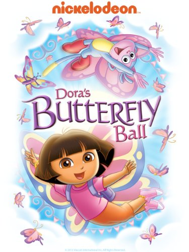 Dora the Explorer: Butterfly
