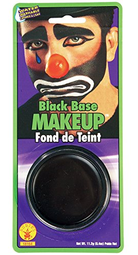 Rubie's Costume Co Grease Paint Makeup-Black Costume (Halloween Costumes And Makeup)