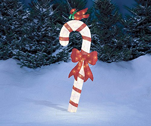 Lighted Candy Canes For Outdoors in US - 7