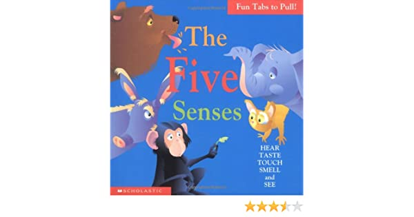 Amazon.com: The Five Senses (9780439388825): Keith Faulkner ...