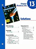 Holt Chemistry, Holt, Rinehart and Winston Staff, 0030681383
