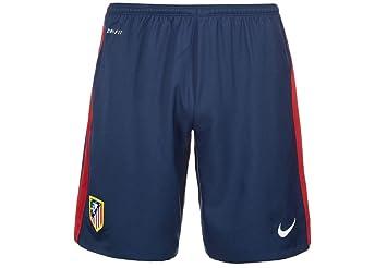 Nike Atlético De Madrid 2015-2016 - Pantalón Corto para Hombre ... d85d6505927e0