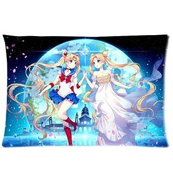 Amazon.com: Anime Sexy Sailor Moon Custom funda de almohada ...