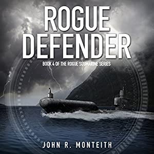 Rogue Defender Audiobook