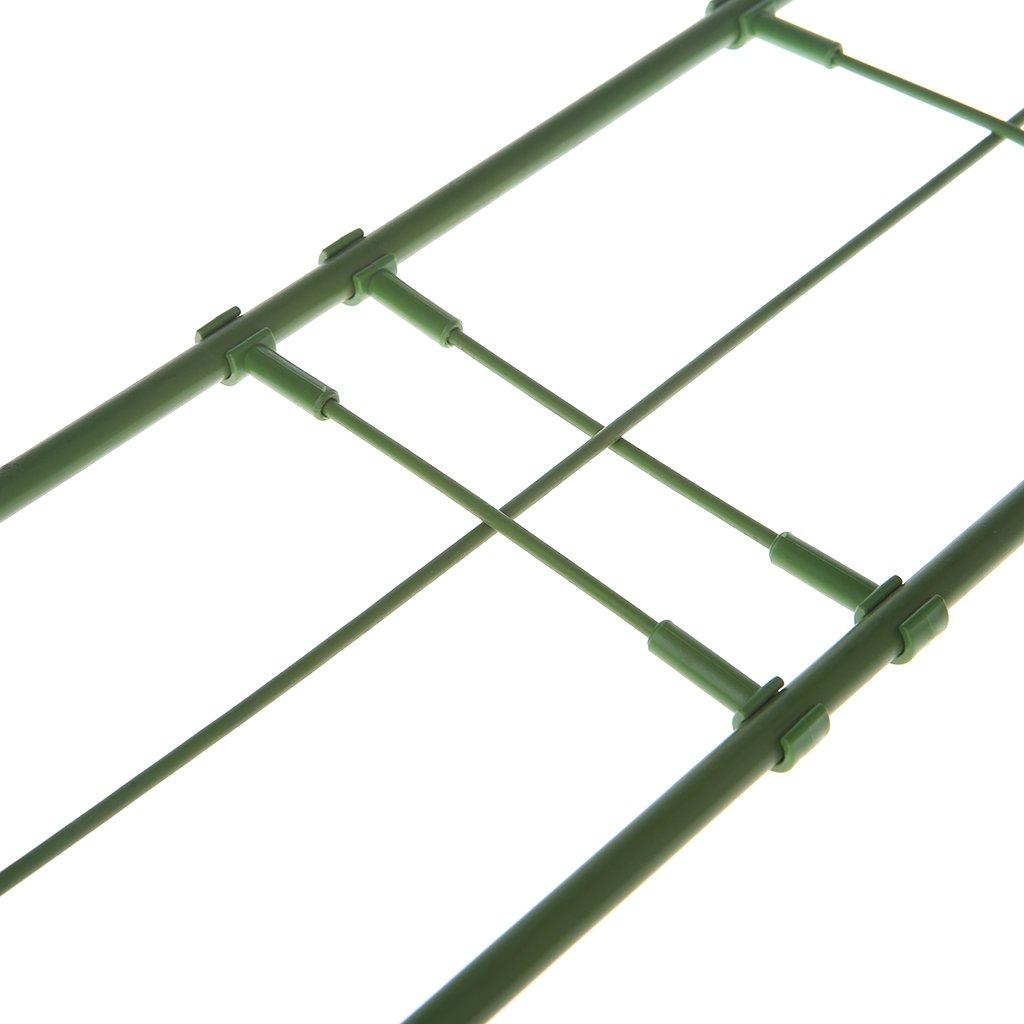 Tubicu Plants Support Frame Trellis Climbing DIY Flower Vines Pot Stand Garden Tools