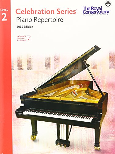C5R02 - Royal Conservatory Celebration Series - Piano Repertoire Level 2 Book 2015 Edition ()