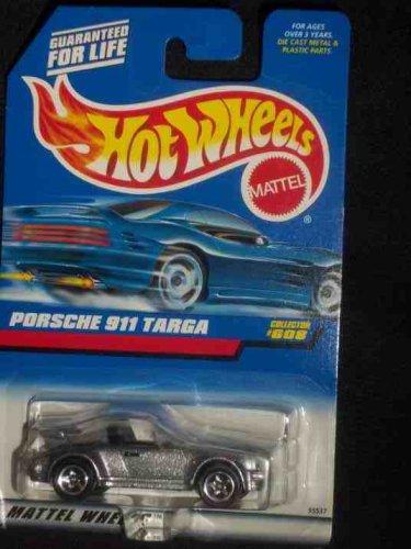 #608 Porsche 911 Targa Collectible Collector Car Mattel Hot Wheels