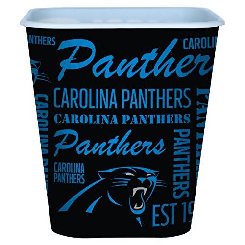Boelter Brands NFL Carolina Panthers Snack Bucket