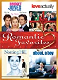 The Romantic Favorites Collection (Bridget Jones - The Edge of Reason / About a Boy / Love Actually / Notting Hill)