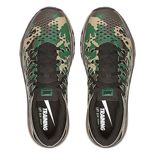 Nike Nike Train Speed 4 – Black/Gorge Green de Baroque Brow