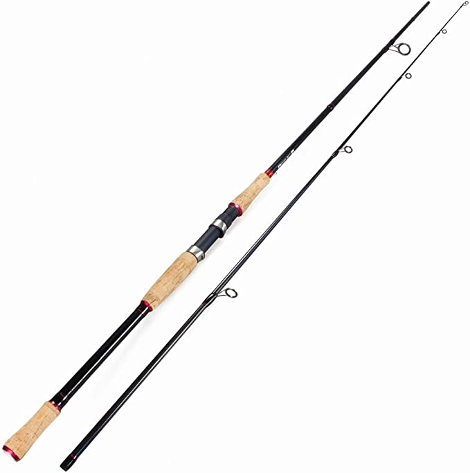 Lineaeffe Ontario Spin caña 210 cm, 30 g: Amazon.es: Deportes y ...
