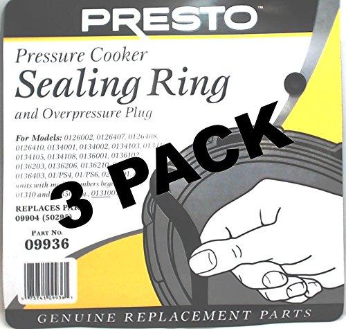 09936 Pressure Cooker Sealing Ring - 4