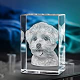 ArtPix 3D - Custom Laser Engraved 3D Photo Crystal