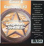 Simon & Garfunkel #3 Karaoke Disc - Legends Series CDG