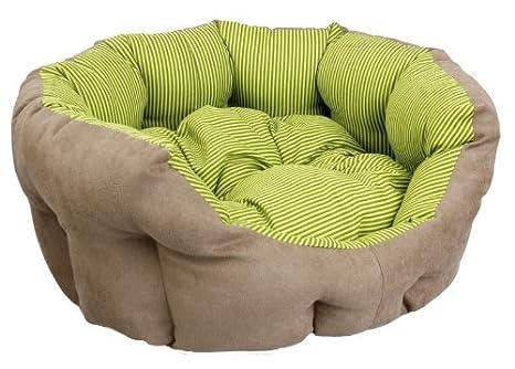 Cama para perros y cojín, ovalado: Amazon.es: Productos para ...