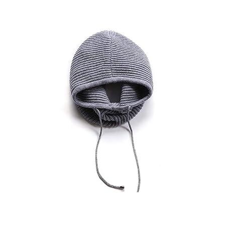 Sombreros y gorras XUERUI Sombrero Bufanda Señoras Chicas Calentar ...