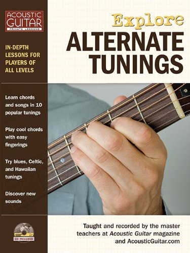 Tunings Guitar Alternate - Explore Alternate Tunings: In-Depth Lessons for Players of All Levels (Acoustic Guitar Private Lessons)