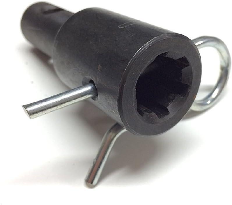 WERKON Tari/ère avec porte-outil SDS Max 250/mm robuste Pointe de forage forets Piquet de 250/mm